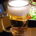 米と魚 酒造 米家ル - 飲み放題のビール