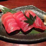 月の宴 - マグロ寿司