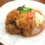 ロア - 牡蠣フライ