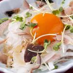 宮崎料理 万作 - スライス玉葱