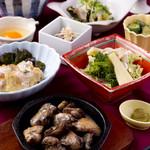 宮崎料理 万作 - 四季の味彩コース
