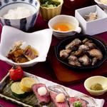 宮崎料理 万作 - 万作贅沢コース