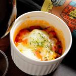 カヤバル - カポナータのチーズ焼き