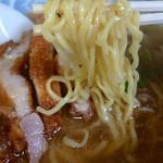 ラーメン日本一 - 豚肉ラーメン(780円)
