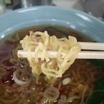 鳳々軒 - 麺リフト!