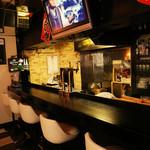 At Home Bar L-1 -
