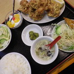 百福宴 - 小鉢、付け合わせがたくさん