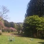 麦 MUJI - 素敵なお庭でランチできます