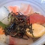 花さき じんの庵 - 海鮮丼
