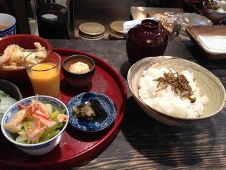 ロバ - ランチ 1200円(コーヒー付けて1350円)