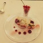 シェムラブルリス - 苺のデザート