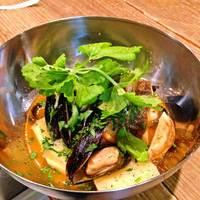 パシオン・エ・ナチュール - 魚貝のブイヤベース