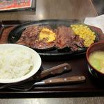 すてーき亭 - ビックステーキ 240g 1000円