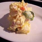 ビストロ パッサテンポ - 2009/11/16撮影 ポテトサラダ 現在は既に終了したメニューです。