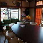 ヒビキ カフェ - 大テーブル