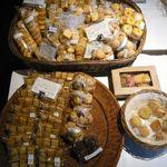 ブラッドベリ - 料理写真:クッキー各種