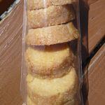 ブラッドベリ - キビ砂糖のクッキー(¥350)