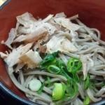 漆里庵 - 料理写真:「そば定食」の おろし蕎麦