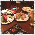 蔵楽 - 料理写真:同僚と飲み会