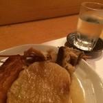 あくび - この牛スジと日本酒が良く合う
