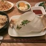 木月キッチン - お魚定食