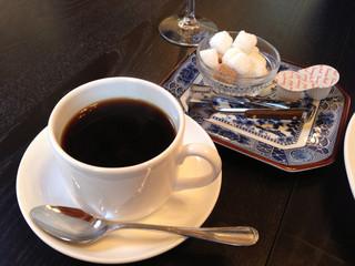 森の中のレストラン こどう - コーヒー