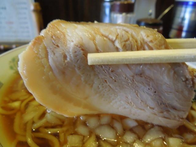 しょうしょう - スープに合うようにさっぱりした味付けですが、豚肉の旨さを感じます