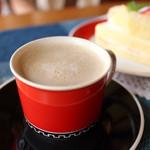 えんのお菓子屋さん - カフェラテ 美味しい〜!