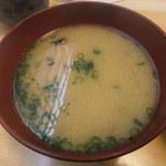26611907 - 味噌汁