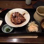 Suifuuan - ランチのあら炊き定食