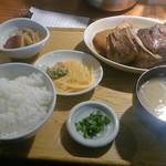 26613689 - まぐろかま煮定食(900円)