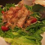 とり直 - 大根サラダ