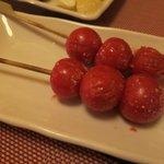 とり直 - 赤玉