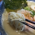 ラァメン トリイチ - こんな麺