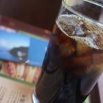 カフェ・ド・クリエ - 料理写真:アイスカフェ、と言うらしい