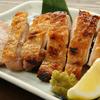 なかめのてっぺん - 料理写真:大山鶏 もも塩焼き