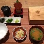 Tam-bo - こぼれイクラ飯