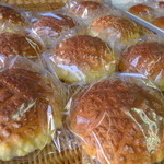 住田製パン所 - 個性的なメロンパン(90円)