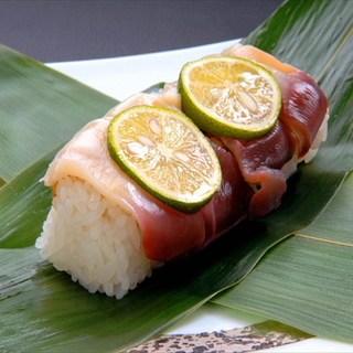 苫小牧名物!【ほっき笹寿司】を楽しめる!