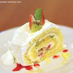 Spiral Cafe - ロールケーキ