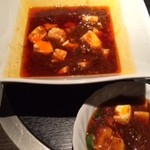 26620933 - 定番の麻婆豆腐