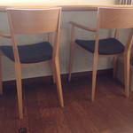 喫茶 ほんまち - 窓際の席