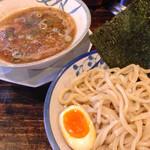 麺屋ジョニー - えびつけ麺 800円 (2014.04現在)
