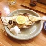 まる田 - カレイ焼き物