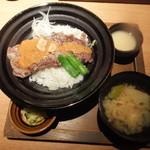 響 - ステーキ丼