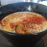 麺屋 三十六房 - 白湯(海老塩)