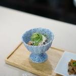 キキザケバー - 山菜の白和え