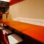 シーズホーム - ソファ テーブルは10名までOK‼