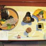 祇園畑中 - 懐石料理 先付け・食前酒