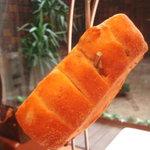 レストラン デビッド・セニア - オリーブパンも健在です♪